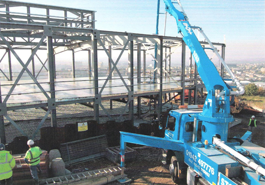 Civil & Structural Engineers Leeds & Yorkshire - Structural Design